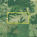 80 acres; Hwy U; Linn County