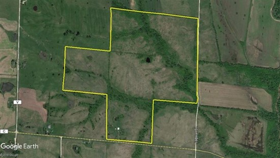241 acres; Hwy C; Linn County