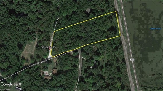 3.7 acres; 46 Bayberry Dr; Foley