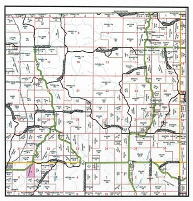 67 acres; Hwy J; Macon County - Hunting Lease