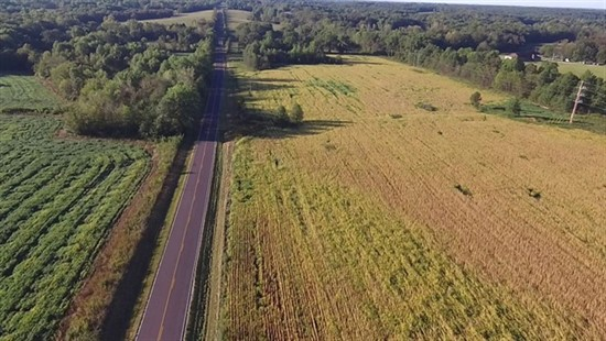 24 acres; Hwy 161; Montgomery County