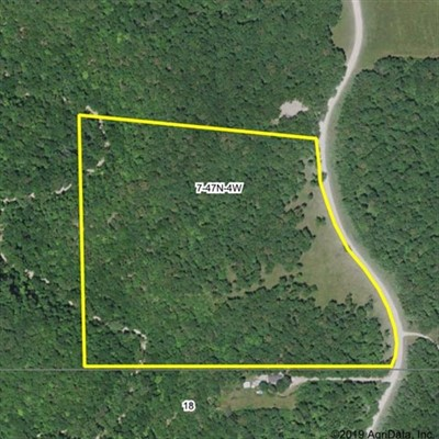 33 acres; Pinnacle Lake Rd; Montgomery County
