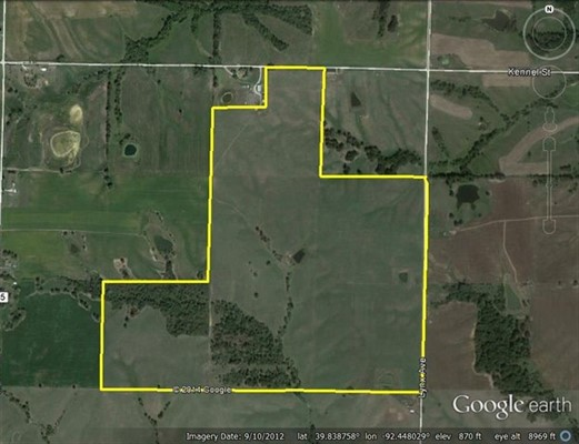 232 acres; Kennel St; Macon County - Hunting Lease
