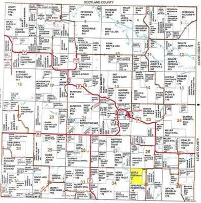 121 acres; Falcon Rd; Knox County