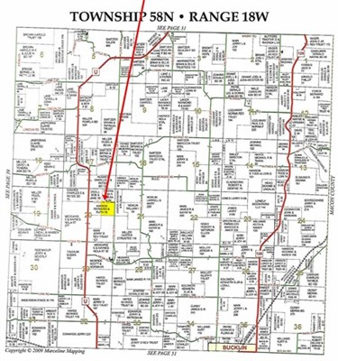40 acres; Ludlow Rd; Linn County (East Tract)