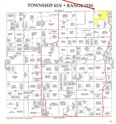 170 acres; Hwy Z; Sullivan County