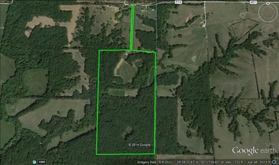 81 Acre Recreation Farm In Macon County Missouri Sold