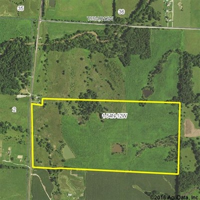 79 acres; Hwy 151; Monroe County (South)
