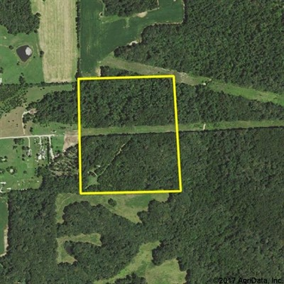 40 acres; Aubuchon Rd; Lincoln County
