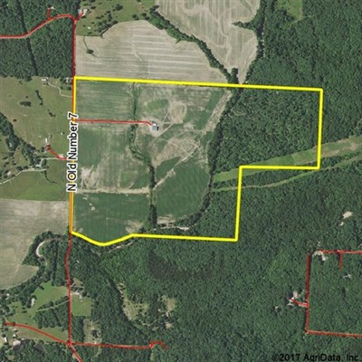 203 acres; North Old #7; Boone County