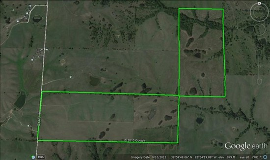 200 acres Linn County