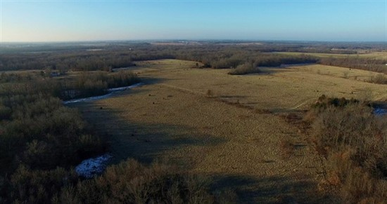 80 Acres Audrain County Missouri Agricultural And