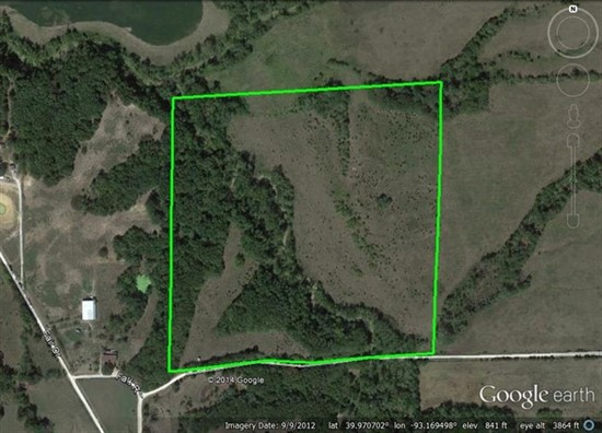 40 acres Linn County, Missouri