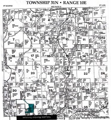 110 Acres Bollinger County Missouri Hunting Property