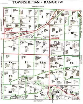 4 Acres in Ralls County - Ideal for Camping or Homesite near Mark Twain Lake, Ralls County, Missouri
