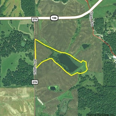 27 acres; County Rd 279; Lewis County