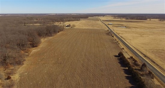 226 acres; Hwy. MM; Shelby County