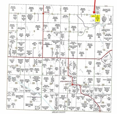 80.6 acres; 150th Ave; Lewis County