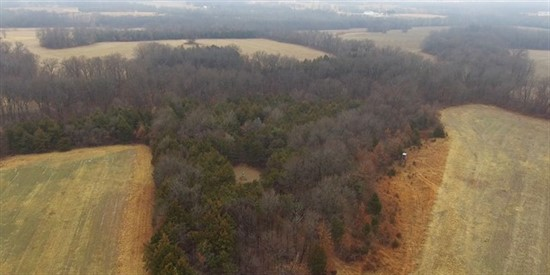 102 acres; Kersting Lane; Montgomery County