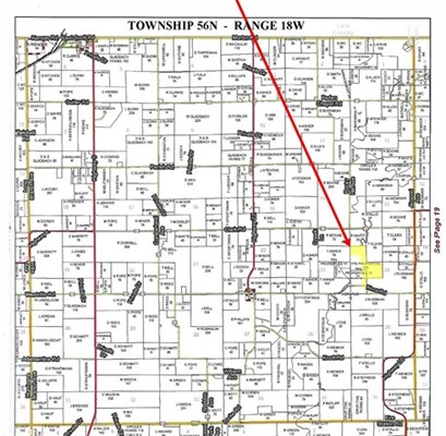 82 acres; Knox Rd; Chariton County