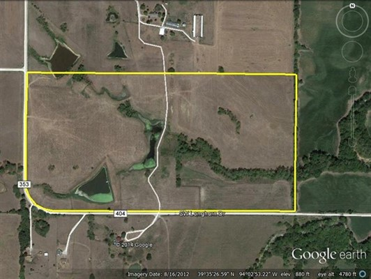 77.6 acres Caldwell County, Missouri
