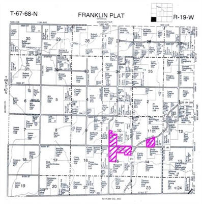 258 acres Appanoose County, Iowa